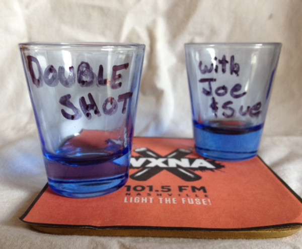 Double Shot with Joe & Sue