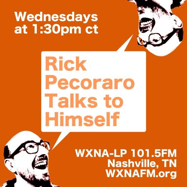 Rick Pecoraro Talks to Himself