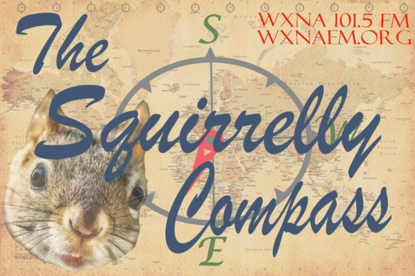 The Squirrelly Compass